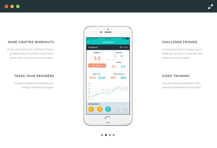 Analog - The Functional fitness training App