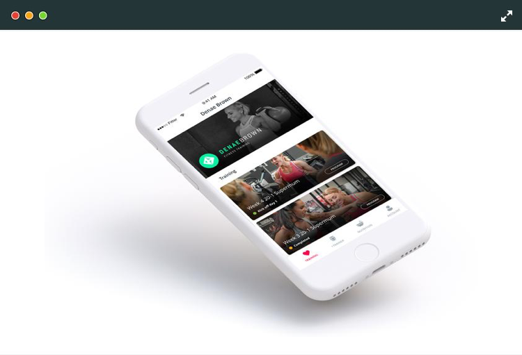 Fitter - The Functional fitness training App